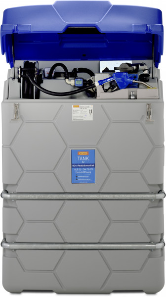 CUBE-Tank AdBlue® Outdoor Premium Plus 1500l Outdoor (Abb. ähnlich)