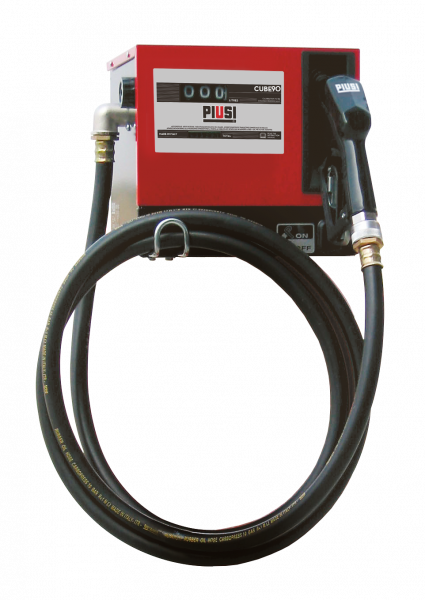 Mechanische Kraftstoffabgabeeinheit mit K33 Zähler