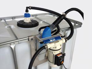 Cematic Blue Pumpensystem BASIC mit Universal-Konsole für IBCs