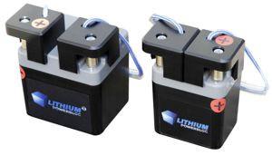 Akkusystem, Li-Power-Block (für Pumpen mit 12 VDC)