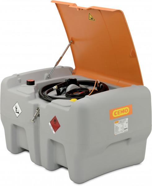 Klappdeckel für DT-Mobil Easy Pick-up 210l, 440l und 440/50l