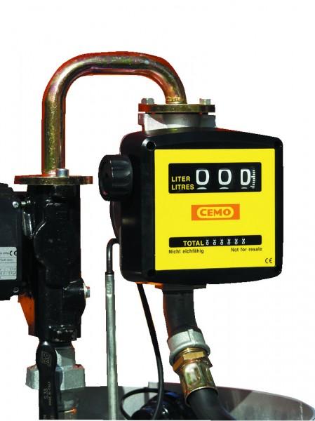 Zählwerk K33 für Elektropumpe