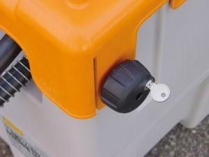 Klappdeckelverschluss für DT-Mobil Easy