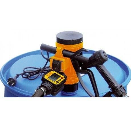 Elektropumpe CENTRI 230 V, 35 l/min effektiv, Zapfventil