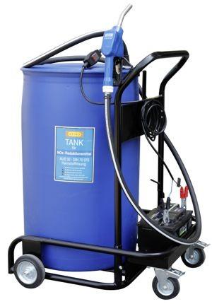 Wagen für Fässer 200 Liter