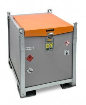 DT-Mobil PRO Dieseltank - Innenbehälter aus Stahlblech