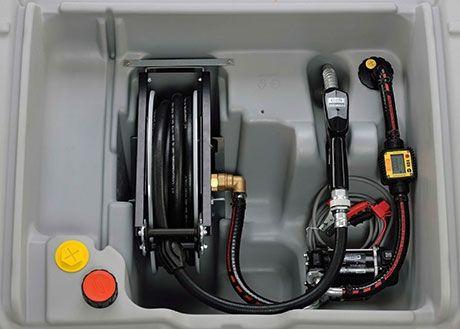 DT-Mobil Easy 440l Premium nach ADR mit Klappdeckel